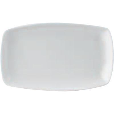 DPS Tableware Simply Vitrified Porcelain Retail Rectangular Plate 32x19.5cm