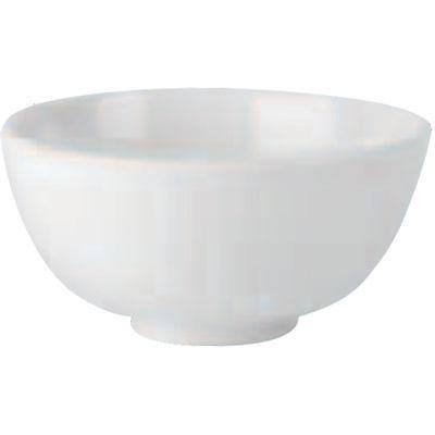 DPS Tableware Simply Vitrified Porcelain Retail Rice Bowl 13cm