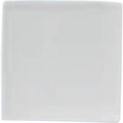 DPS Tableware Simply Vitrified Porcelain Retail Square Plate 20.5cm