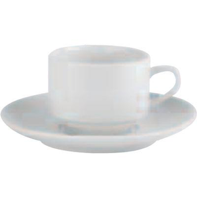 DPS Tableware Simply Vitrified Porcelain Retail Stacking Cup 0.2L