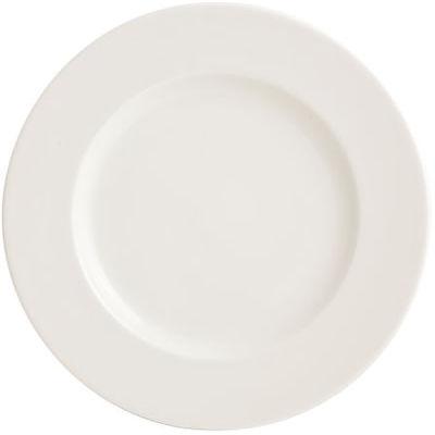 Fairmont and Main Arctic Gourmet Plate Rim 30.5cm