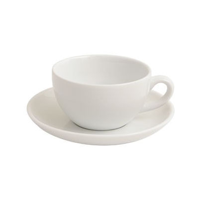 Fairmont and Main Arctic Latte Cup & Saucer