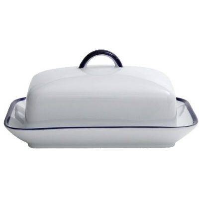 Fairmont and Main Canteen Butter Dish