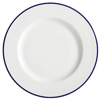 Fairmont and Main Canteen Dinner Plate 27cm