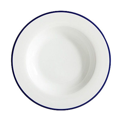 Fairmont and Main Canteen Pasta Plate 28cm