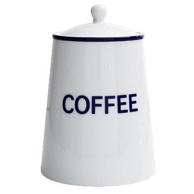 Fairmont and Main Canteen Storage Jar Coffee