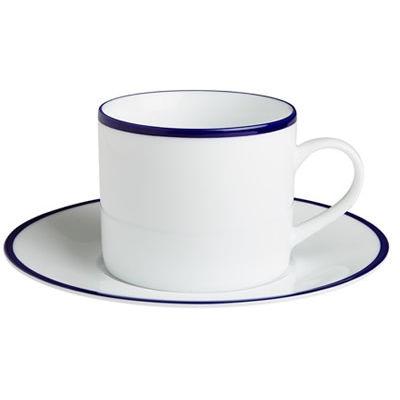 Fairmont and Main Canteen Teacup & Saucer