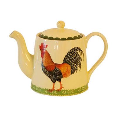 Fairmont and Main Cockerel Teapot Large 1L