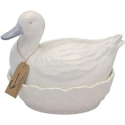 Fairmont and Main Ducks & Hens Emma the Duck Egg Basket