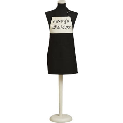 Fairmont and Main Quips & Quotes Apron Small Mummy's Little Helper