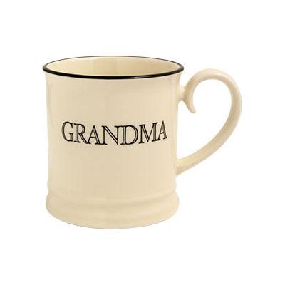 Fairmont and Main Quips & Quotes Mug Grandma
