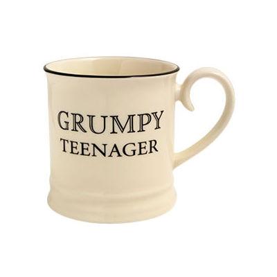 Fairmont and Main Quips & Quotes Mug Grumpy Teenager
