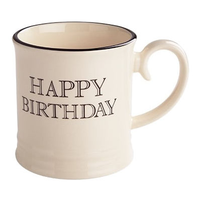 Fairmont and Main Quips & Quotes Mug Happy Birthday