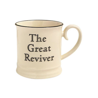 Fairmont and Main Quips & Quotes Mug The Great Reviver
