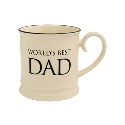 Fairmont and Main Quips & Quotes Mug World's Best Dad
