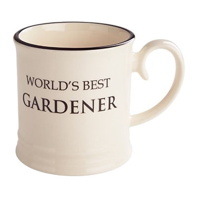 Fairmont and Main Quips & Quotes Mug World's Best Gardener