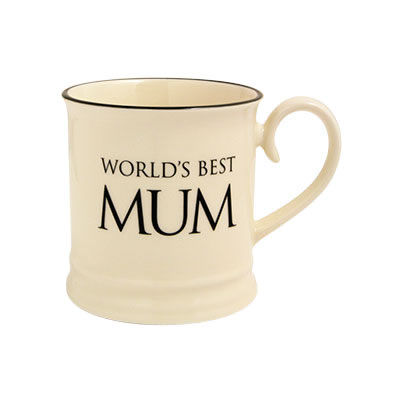 Fairmont and Main Quips & Quotes Mug World's Best Mum