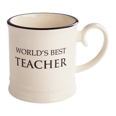 Fairmont and Main Quips & Quotes Mug World's Best Teacher