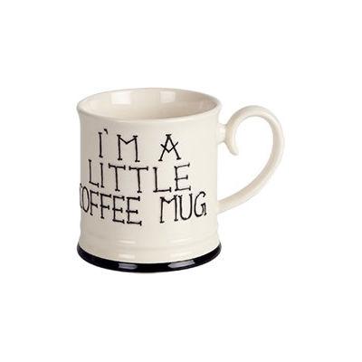 Fairmont and Main Quips & Quotes Tankard Mug Coffee