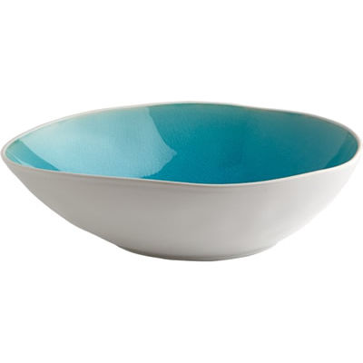 Fairmont and Main Vie Naturelle Large Bowl Turquoise