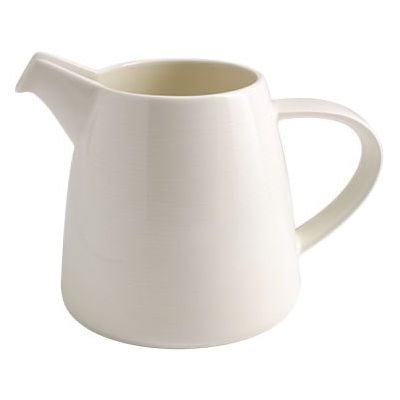 Fairmont and Main White Linen Jug Large