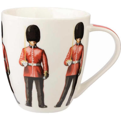 James Sadler Large Mug Foot Guard