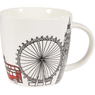 James Sadler Mug London Scenes