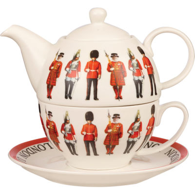 James Sadler Tea-for-One Guards