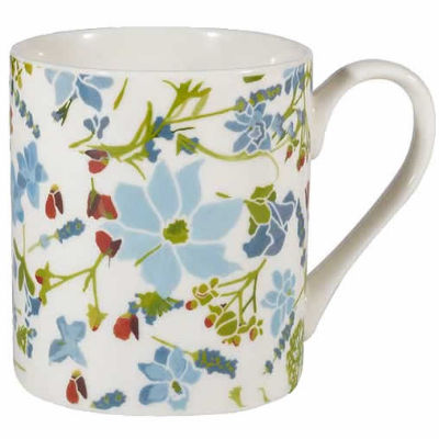 Julie Dodsworth Small Mug Lavender Garden