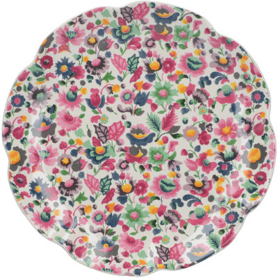 Katie Alice Blooming Fancy Side Plate All Over Print