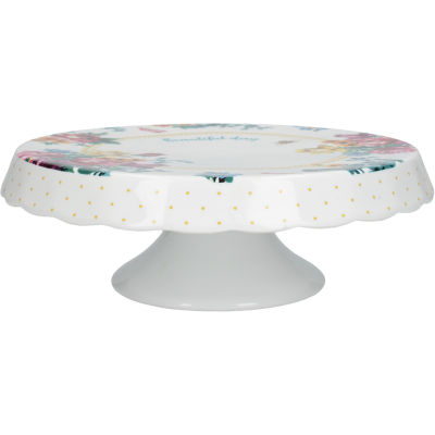Katie Alice Bohemian Spirit Footed Cake Stand
