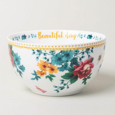 Katie Alice Bohemian Spirit Large Bowl Floral