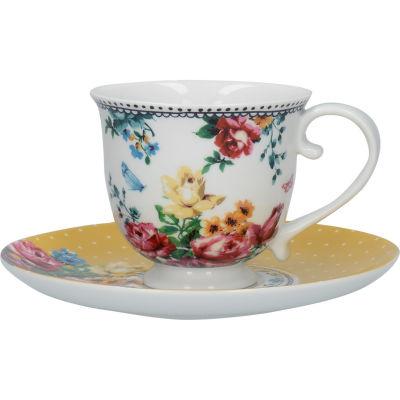 Katie Alice Bohemian Spirit Teacup & Saucer