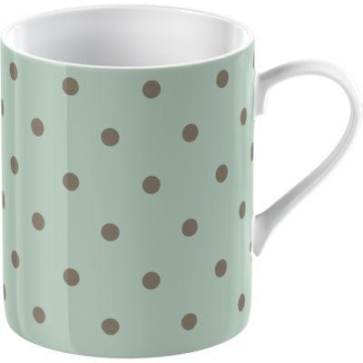 Katie Alice Cottage Flower Espresso Mug Spot Set of 4