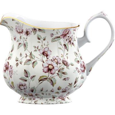 Katie Alice Ditsy Floral Cream Jug & Sugar Bowl White