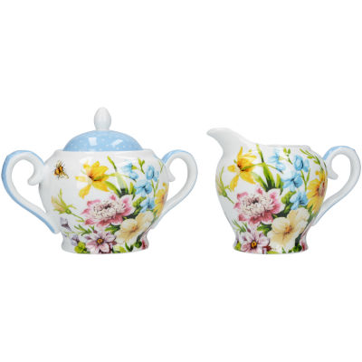 Katie Alice English Garden Cream Jug & Sugar Bowl Set of 2