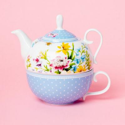 Katie Alice English Garden Tea For One