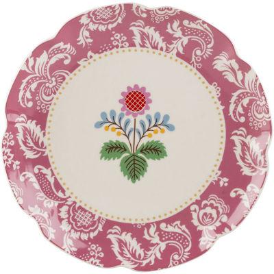 Katie Alice Festival Folk Side Plate