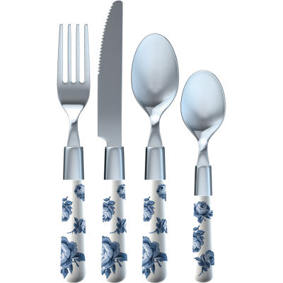 Katie Alice Vintage Indigo Cutlery Set 16 Piece