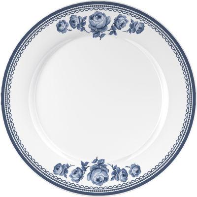 Katie Alice Vintage Indigo Dinner Plate 27cm