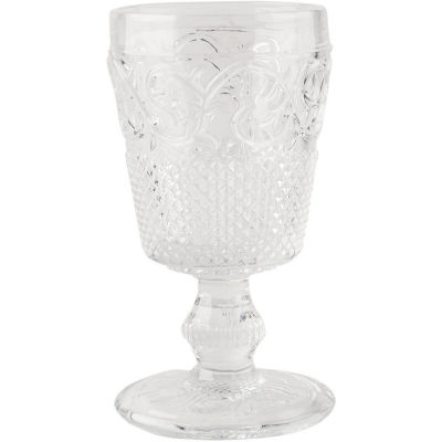 Katie Alice Accessories Goblet Clear