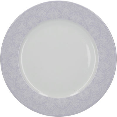 Katie Alice Wild Apricity Dinner Plate Lace