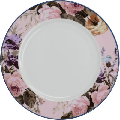 Katie Alice Wild Apricity Side Plate Floral Pink