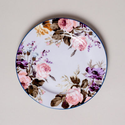 Katie Alice Wild Apricity Side Plate Lilac