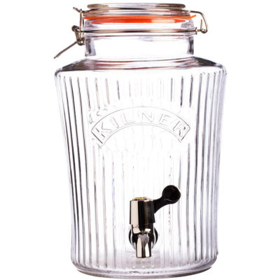 Kilner Home Preserving Jars Kilner Cliptop Drinks Dispenser 5L Vintage