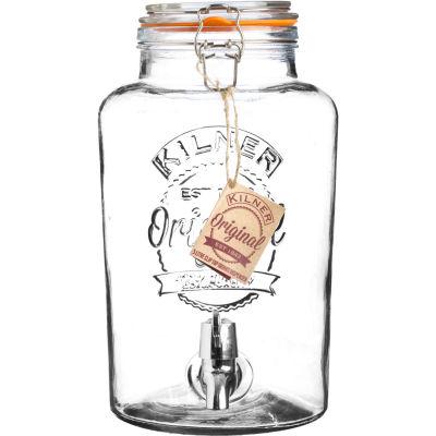 Kilner Home Preserving Jars Kilner Cliptop Drinks Dispenser 5L