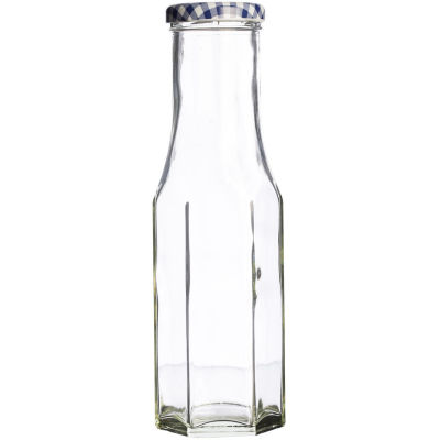 Kilner Home Preserving Jars Kilner Hexagonal Twist-Top Bottle 0.25L