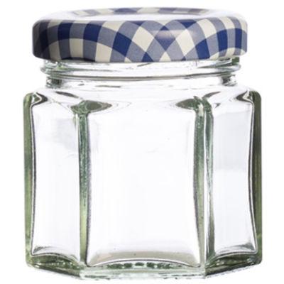 Kilner Home Preserving Jars Kilner Hexagonal Twist-Top Jar 0.048L