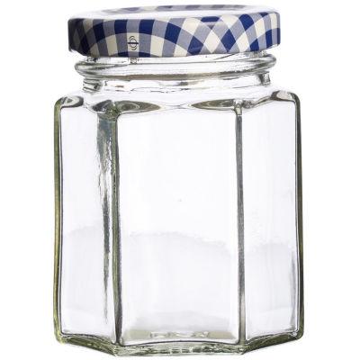 Kilner Home Preserving Jars Kilner Hexagonal Twist-Top Jar 0.11L