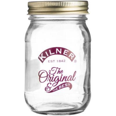 Kilner Home Preserving Jars Kilner Preserve Jar 0.4L Original & Best